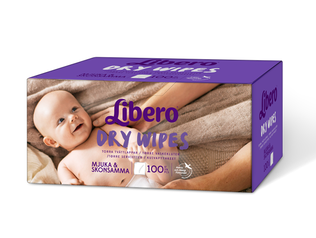 LIBERO DRY WIPES