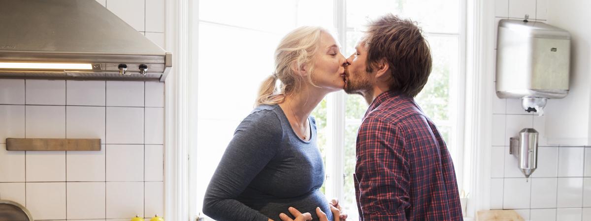 stikninger i underlivet gravid hvordan pule